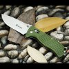 Ganzo G724M - GR Portable Axis Locking Foldable Camping Hunting Knife 440C Stainless Steel Blade deal