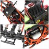 HSP 94680 2.4 G 1 / 18 Scale 2WD Electric Powered RC Truck Toys with Transmitter RTR photo