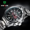 Weide WH1009 Japan Quartz Dual-movt LED Sports Watch 30M Water Resistance for sale