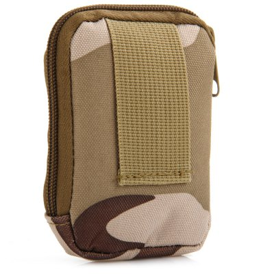 Unisex Mini Nylon Change PurseWaistpacks<br>Unisex Mini Nylon Change Purse<br><br>Type: Belt Bag<br>For: Fishing, Cycling, Climbing, Adventure, Travel, Hiking, Other, Camping<br>Material: Nylon<br>Features : Water Resistance<br>Color: CP, Khaki, Three sand camouflage, Camouflage, Desert Digital Camouflage, Digital Camouflage, ACU Camouflage, Black<br>Product weight   : 0.034 kg<br>Package weight   : 0.070 kg<br>Product size (L x W x H)   : 8.0 x 2.0 x 11.0 cm / 3.14 x 0.79 x 4.32 inches<br>Package size (L x W x H)  : 9.5 x 3.5 x 12.5 cm / 3.73 x 1.38 x 4.91 inches<br>Package Contents: 1 x Mini Leisure Change Purse