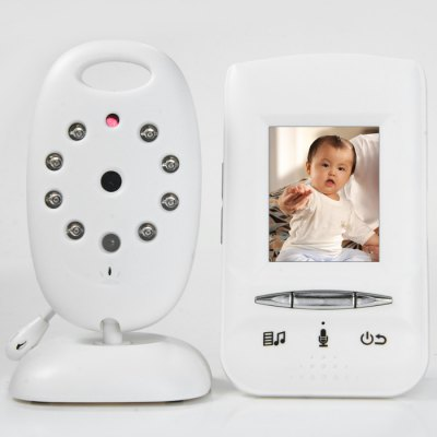 E808 Plus 2.0 inch LCD Baby Monitor