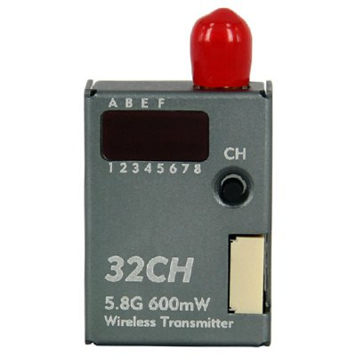 BOSCAM BOS600 5.8G 600mW 32CH Wireless RC Transmitter