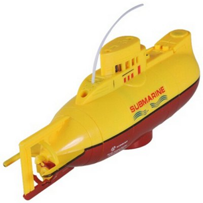 ФОТО CREATE TOYS NO.3311 Sea Wing Star 40MHz 3CH RC Racing Submarine with Water Resistance Transmitter