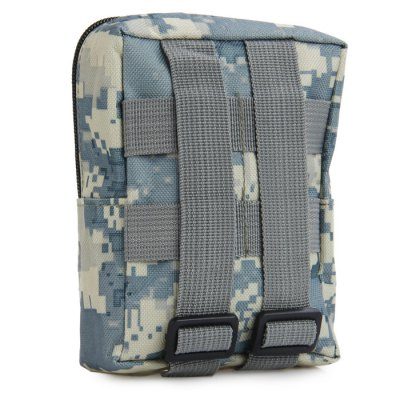 Outdoor Adventure Rescue BagWaistpacks<br>Outdoor Adventure Rescue Bag<br><br>Type: Waist Bag<br>For: Other, Hiking, Adventure, Fishing, Climbing, Cycling, Travel, Camping<br>Material: Nylon<br>Features : Water Resistance<br>Color: Digital Camouflage, ACU Camouflage, Black, CP, Khaki, Three sand camouflage, Camouflage, Desert Digital Camouflage<br>Product weight   : 0.076 kg<br>Package weight   : 0.110 kg<br>Product size (L x W x H)   : 12.0 x 5.0 x 15.5 cm / 4.72 x 1.97 x 6.09 inches<br>Package size (L x W x H)  : 13.5 x 6.5 x 17.0 cm / 5.31 x 2.55 x 6.68 inches<br>Package Contents: 1 x Adventure Rescue Bag