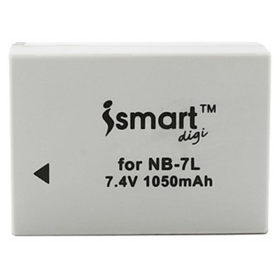 Ismartdigi NB - 7L Camera Battery