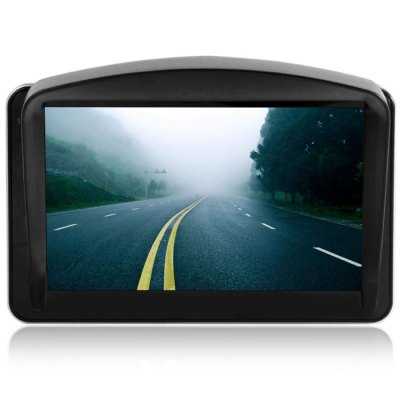 Sun Shade for 5 inches GPS NavigatorGPS Accessories<br>Sun Shade for 5 inches GPS Navigator<br><br>Features: Portable, Durable<br>Functions: Improve driving safety<br>Material  : Plastic<br>Color  : Black<br>Product weight   : 0.032 kg<br>Package weight   : 0.1 kg<br>Product size (L x W x H)  : 12.5 x 9.5 x 3.6 cm / 4.91 x 3.73 x 1.41 inches<br>Package size (L x W x H)  : 15 x 11 x 5 cm / 5.90 x 4.32 x 1.97 inches<br>Package contents: 1 x GPS Navigator Sun Shade