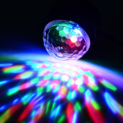EXLED RGB Laser Crystal Magic Ball + Cigarette Lighter