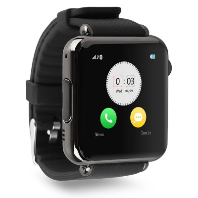 iradish Y6 Smart Watch PhoneSmart Watch Phone<br>iradish Y6 Smart Watch Phone<br><br>Brand: Iradish<br>Type: Watch Phone<br>CPU: MTK6260A<br>External memory: TF card up to 32GB (not included)<br>Wireless Connectivity: Bluetooth<br>Network type: GSM<br>Frequency: GSM850/900/1800/1900MHz<br>Bluetooth: Yes<br>Screen size: 1.54 inch<br>Camera type: Single camera<br>Front camera: 0.3MP<br>SIM Card Slot: Single SIM(Micro SIM slot)<br>TF Card Slot: Yes<br>Speaker: Supported<br>Music format: WAV, MP3, AAC<br>Video format: 3GP<br>Languages: English, French, Spanish, Portuguese, Italian, German, Dutch, Turkish, Russian, Polish<br>Additional Features: MP3<br>Cell Phone: 1<br>Battery: 1 x 350mAh<br>USB Cable: 1<br>English Manual : 1<br>Product size: 4.4 x 4.2 x 1.25 cm / 1.73 x 1.65 x 0.49 inches<br>Package size: 13.0 x 10.0 x 9.0 cm / 5.11 x 3.93 x 3.54 inches<br>Product weight: 0.060 kg<br>Package weight: 0.250 kg