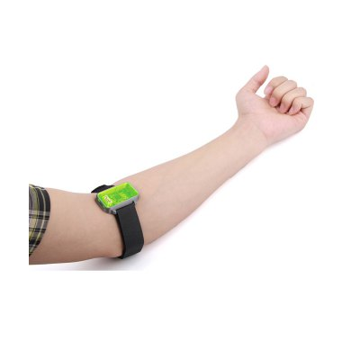 Seeedstudio Finger-clip Heart Rate Sensor ModuleSensors<br>Seeedstudio Finger-clip Heart Rate Sensor Module<br><br>Type: Seeedstudio Finger-clip Heart Rate Sensor Module<br>Compatibility: Ardunio<br>Product Weight: 0.023 kg<br>Package Weight: 0.100 kg<br>Product Size(L x W x H): 5 x 3.8 x 1 cm / 1.97 x 1.49 x 0.39 inches<br>Package Size(L x W x H): 8.5 x 5.5 x 1.7 cm / 3.34 x 2.16 x 0.67 inches<br>Package Contents: 1 x Heart Rate Sensor Module, 1 x Finger-clip Sensor Shell, 1 x Bandage for Finger, 1 x Bandage for Arm, 1 x 26AWG Grove Cable