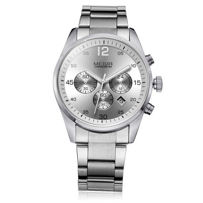 Гаджет   MEGIR 2010 Men Japan Quartz Watch Men