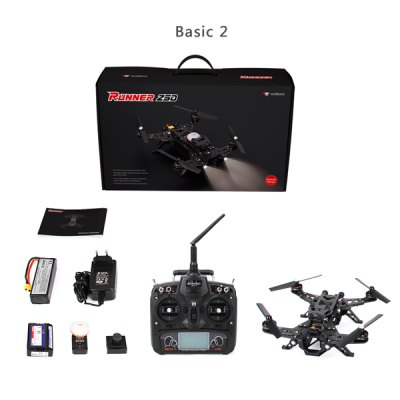 Walkera Runner 250 Upgraded Drone Racer HD Camera Quadcopter
