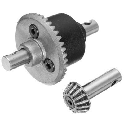 FY - QCS01 Front Differential Assembly