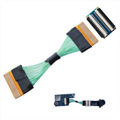5cm 26 PIN Lens Extension Cable for Mobius Sports DV