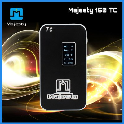 Original Majesty 150W TC VW Box Mod