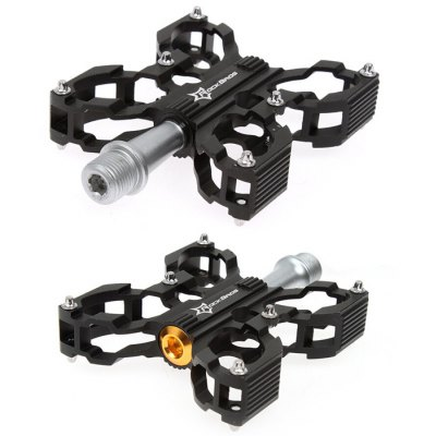 ROCKBROS Butterfly Shaped Bicycle Pedals Aluminum Alloy