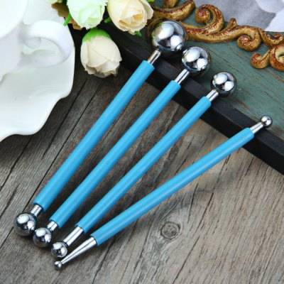 Гаджет   4Pcs Stainless Steel Carving Tool Kitchen & Dining