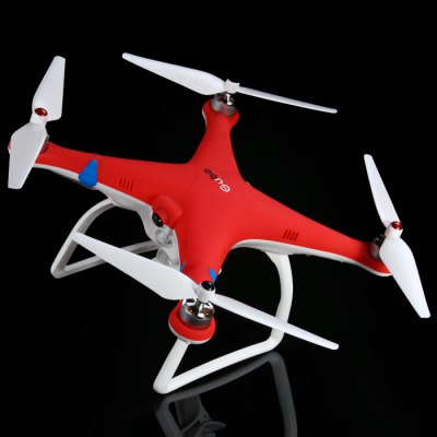 Гаджет   QW350  -  02 GPS Headless Mode FPV 2.4G 4CH RC Intelligent Quadcopter RTF with 1080p Camera RC Quadcopters