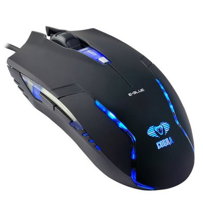 Гаджет   E-BLUE EMS151 Wired LED Optical Gaming Mous Mice & Keyboards