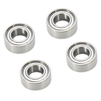 Гаджет   4Pcs Replacement Ball Bearing 4 x 8 x 3mm Fitting for Wltoys A949 RC Rally Car A949-33 RC Car Parts