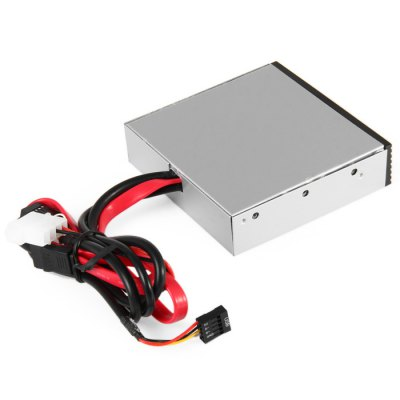 Фотография 3503A All in One Multi-function Panel Card Reader Support USB 2.0 / CF / SD / MS / M2 etc.