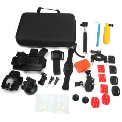 20Pcs / Set AT396 Camera Accessories for GoPro Hero Series / Xiaomi