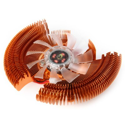 Гаджет   30mm VGA Plastic Card Cooling Fan Computer Parts & Accessories