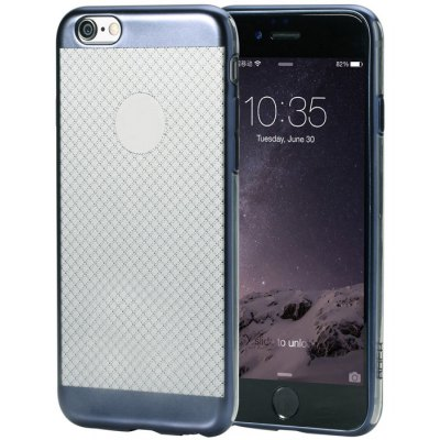Rock Electroplated Protection Back Case for iPhone 6 iPhone 6s