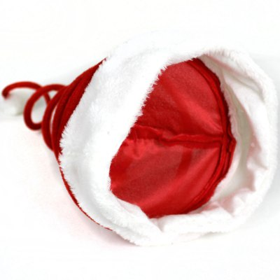 Coil Spring Christmas Dressing Hat