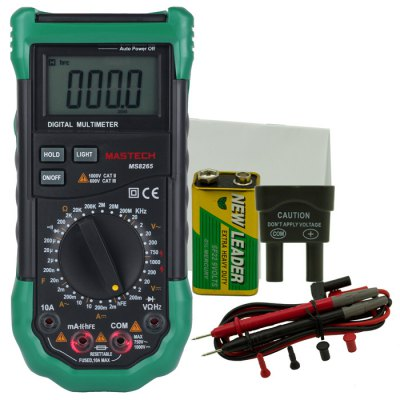 Фотография Mastech MS8265 Digital Multimeter
