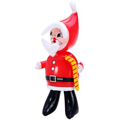 Inflatable Santa Claus Christmas Toy