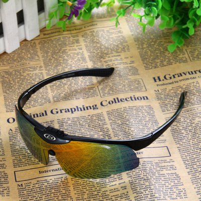 OBAOLAY SPO880 Anti-UV Cycling Sunglasses