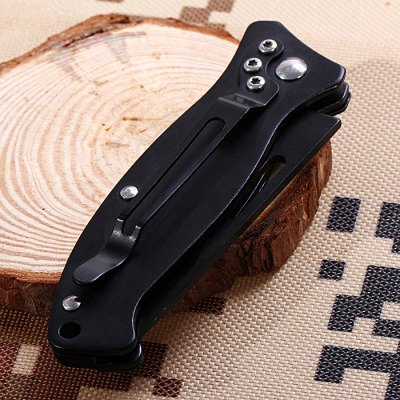 BOSIDUN 970 Mini Foldable Knife Outdoor GearPocket Knives and Folding Knives<br>BOSIDUN 970 Mini Foldable Knife Outdoor Gear<br><br>Type: Multitools<br>For: Daily Use, Hiking, Experiment, Adventure, Car, Other Outdoor Activities, Motorcycle, Climbing, Home use, Camping<br>Blade Edge Type: Fine<br>Main Material: Stainless steel<br>Blade Length: 6.0cm<br>Blade Width : 2.0cm<br>Unfold Length: 15cm<br>Fold Length: 9.0cm<br>Color: Black<br>Product weight   : 0.080 kg<br>Package weight   : 0.140 kg<br>Product size (L x W x H)   : 9.0 x 3.0 x 1.2 cm / 3.54 x 1.18 x 0.47 inches<br>Package size (L x W x H)  : 19.5 x 8.0 x 2.5 cm / 7.66 x 3.14 x 0.98 inches<br>Package contents: 1 x BOSIDUN 970 Foldable Knife