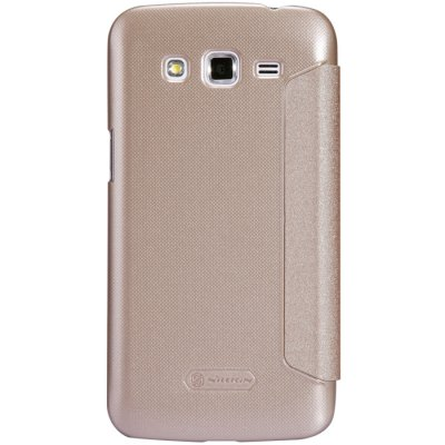 ФОТО Nillkin View Window Design Phone Protective Cover Case with PU Leather and PC Material for Samsung Grand 2 G7106