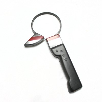 Halloween Costume Party Horror Wear Head Knife Scary Game Toy