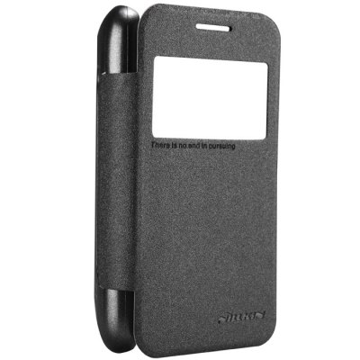 Фотография Nillkin View Window Design Phone Protective Cover Case with PU Leather and PC Material for Samsung Galaxy Ace NXT G313H