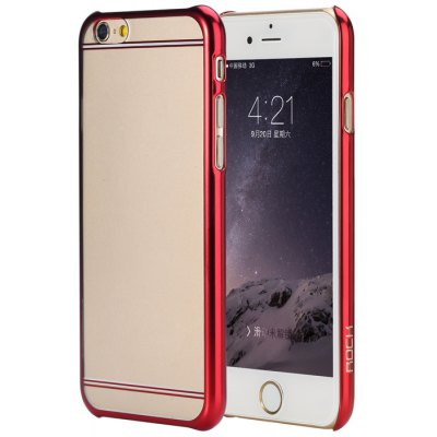 Rock Electroplated Back Case