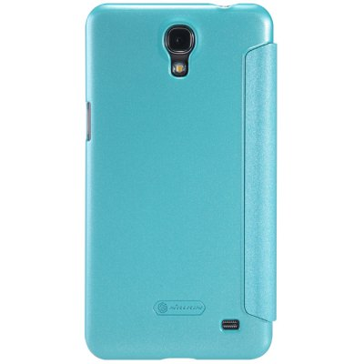 ФОТО Nillkin View Window Design Phone Protective Cover Case with PU Leather and PC Material for Samsung Galaxy Mega 2 G750F