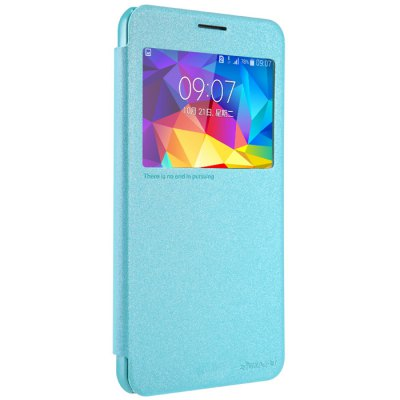 Фотография Nillkin View Window Design Phone Protective Cover Case with PU Leather and PC Material for Samsung Galaxy Mega 2 G750F