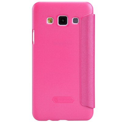 ФОТО Nillkin Solid Color Phone Protective Cover Case with PU Leather and PC Material for Samsung Galaxy A3 A300