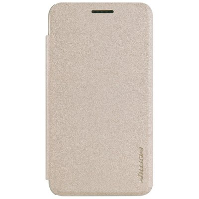 ФОТО Nillkin Solid Color Phone Protective Cover Case with PU Leather and PC Material for Samsung Galaxy Z1 Z130H