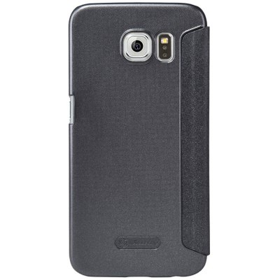 ФОТО Nillkin View Window Design Phone Protective Cover Case with PU Leather and PC Material for Samsung Galaxy S6 G920F