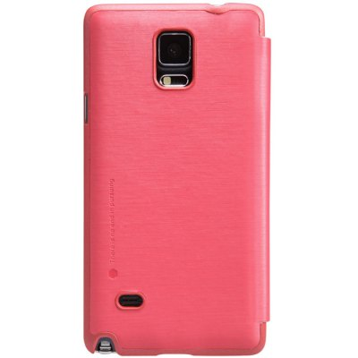 ФОТО Nillkin Phone Protective Cover Case with PU Leather and PC Material for Samsung Galaxy Note 4 N9100