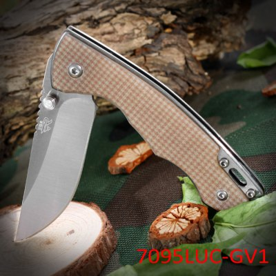 Sanrenmu 7095 LUC - GV1 Foldable Knife