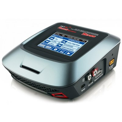 SkyRC T6755 AC / DC Touch Screen Dual Balance Charger Discharger AC / DC SK - 100064 US Plug