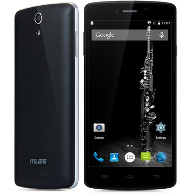 Mlais MX Base 5.0 inch Android 5.1 Lollipop 4G LTE Smartphone