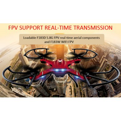 ФОТО DFD F181D 5.8GHz RC Quadcopter