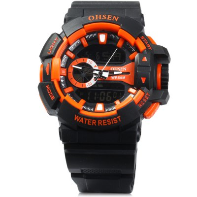 OHSEN AD1505 LED Sports Watch