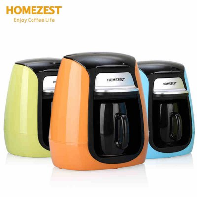 HOMEZEST CM - 313 0.15L Automatic Drip Coffee Machine