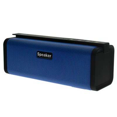 SOMHO S311 Speaker Wireless Bluetooth 2.1 FM Radio Audio PlayerSpeakers<br>SOMHO S311 Speaker Wireless Bluetooth 2.1 FM Radio Audio Player<br><br>Brand: SOMHO<br>Model: S311<br>Design: Portable, Multifunctional<br>Supports: Volume Control, Hands-free Calls, TF Card Music Playing, FM, Bluetooth<br>Functions: Songs Track, Stereo<br>Compatible With: PC, Tablet PC, Mobile Phone, iPod, TF/Micro SD Card, MP5, iPhone, MP4, PSP, MP3, Laptop<br>Connection: Wireless<br>Interface: TF Card Slot, 3.5mm Audio, USB2.0<br>Audio Source: TF/Micro SD Card, Electronic Products with 3.5mm Plug, Bluetooth Enabled Devices<br>Material: Aluminum<br>Color: Gray<br>Bluetooth Version: V2.1+EDR<br>Transmission Distance: W/O obstacles 10m<br>Driver Unit: 50mm<br>Speaker Impedance: 4 ohm<br>Power Output: 3W x 2<br>Freq: 150Hz-18KHz<br>S/N: 80dB<br>Power Source: USB, Battery<br>Charging Time: 2 - 3 hours<br>Lasting Time: 3 - 5 hours<br>Operating Range: 10m<br>Product Weight: 0.390 kg<br>Package Weight: 0.660 kg<br>Product Size (L x W x H): 18.2 x 6.8 x 6.0 cm / 7.15 x 2.67 x 2.36 inches<br>Package Size (L x W x H): 19.3 x 9.2 x 9.0 cm / 7.58 x 3.62 x 3.54 inches<br>Package Contents: 1 x SOMHO S311 Wireless Bluetooth 2.1 Speaker, 1 x USB Cable, 1 x 3.5mm Audio Cable, 1 x English User Manual