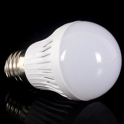 Morsen E27 7W Dimmable LED Light BulbLED Light Bulbs<br>Morsen E27 7W Dimmable LED Light Bulb<br><br>Brand : Morsen<br>Base Type: E27<br>Type: Ball Bulbs<br>Output Power: 7W<br>Emitter Types: SMD 2835<br>Total Emitters: 18<br>Theoretical Lumen(s): 500Lm<br>Actual Lumen(s): 400Lm<br>CCT/Wavelength: 3000-3500K, 6000-6500K<br>Voltage (V): AC 220, AC 110<br>Features: Dimmable, Energy Saving, Long Life Expectancy<br>Function: Studio and Exhibition Lighting, Home Lighting, Commercial Lighting<br>Available Light Color: Warm White, White<br>Sheathing Material: Plastic<br>Product Weight: 0.025 kg<br>Package Weight: 0.080 kg<br>Product Size (L x W x H): 9.6 x 5.6 x 5.6 cm / 3.77 x 2.20 x 2.20 inches<br>Package Size (L x W x H): 11 x 7 x 7 cm / 4.32 x 2.75 x 2.75 inches<br>Package Contents: 1 x Morsen E27 SMD 2835 LED Globe Bulb